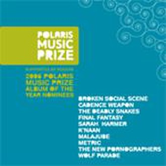 2006 Polaris Music Prize - Image: Polaris 2006