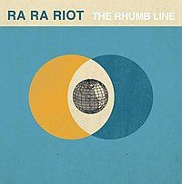 The Rhumb Line Album Cover