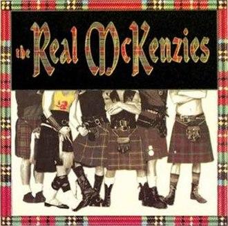 The Real McKenzies (album) - Image: Real Mc Kenzies (album)