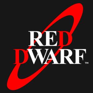 Red Dwarf - Red Dwarf logo (1992–99)