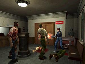 Resident Evil 2 - Image: Resident Evil 2 RPD