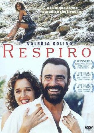 Respiro - DVD cover