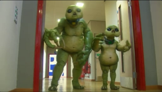 <i>Revenge of the Slitheen</i> 2007 Doctor Who story