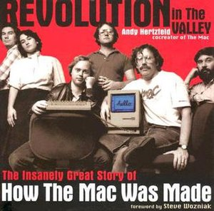 Revolution in the Valley - The cover page of the paperback in 2004
