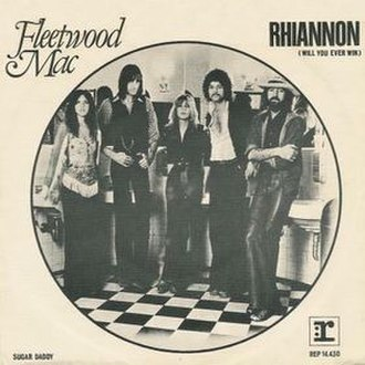 Rhiannon (song) - Image: Rhiannon 45