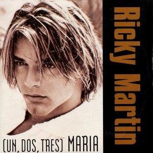María (Ricky Martin song) - Image: Rickymartinmaría