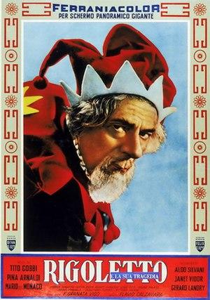 Rigoletto e la sua tragedia - Image: Rigoletto e la sua tragedia Calzavara 032