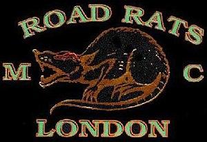 Road Rats Motorcycle Club - Image: Road Rats Motorcycle Club logo