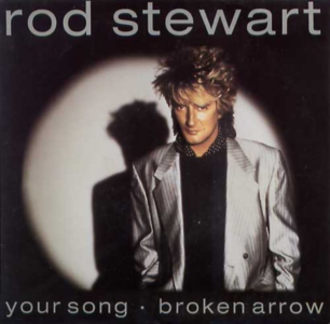 Your Song - Image: Rod Stewart Your Song