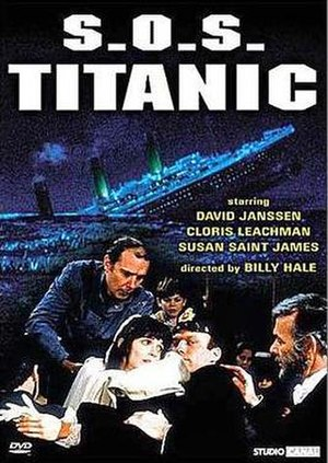 S.O.S. Titanic - DVD cover for S.O.S. Titanic