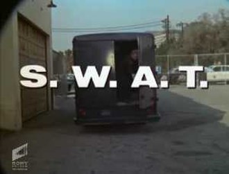 S.W.A.T. (1975 TV series) - Image: SWAT Logo