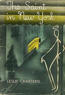 <i>The Saint in New York</i>