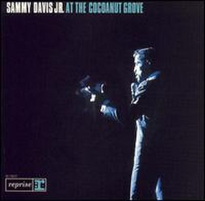 Sammy Davis Jr. at the Cocoanut Grove - Image: Sammydaviscocoanutgr ove
