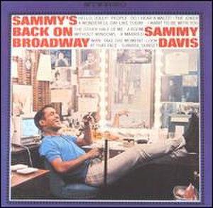 Sammy's Back on Broadway - Image: Sammysbackonbroadway