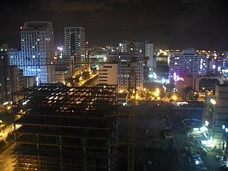 Changwon - Sangnam-dong/Jungan-dong
