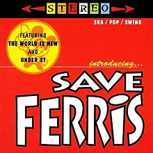 Save Ferris - Introducing Save Ferris cover.jpg