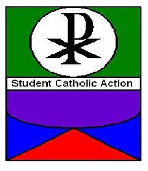 Student Catholic Action - Image: Sca logo