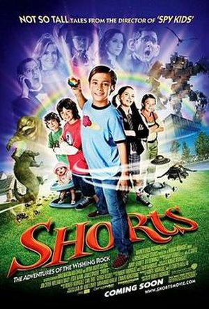 Shorts (2009 film) - Theatrical release poster