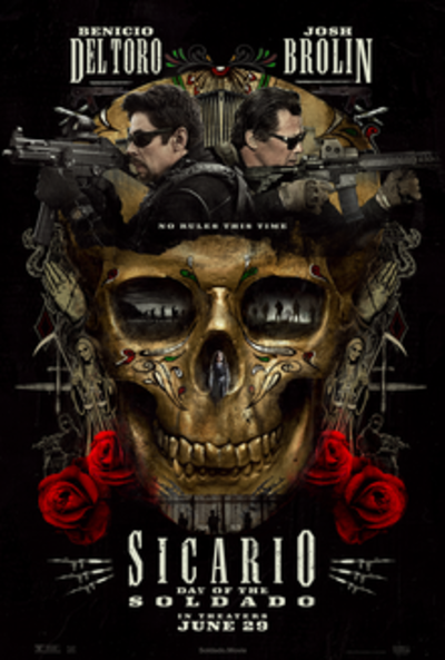 Picture of a movie: Sicario: Day Of The Soldado