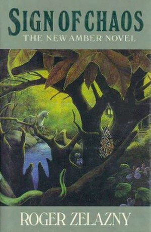 Sign of Chaos - Dust-jacket illustration from the first edition