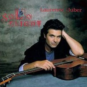 Solo Flight (Laurence Juber album) - Image: Solo Flight Laurence Juber