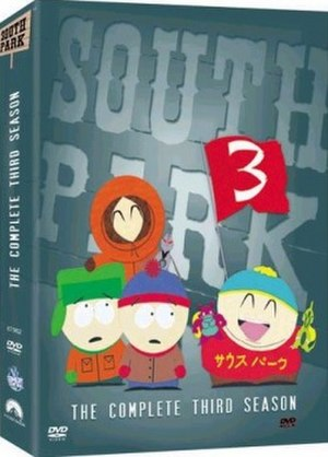 South Park (season 3) - Image: South Parkseason 3