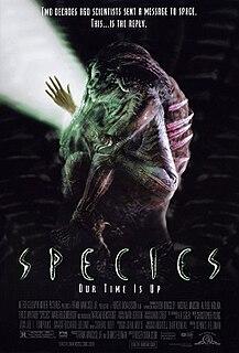 <i>Species</i> (film) 1995 film by Roger Donaldson