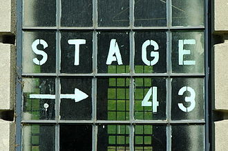 Stage 43 Theatrical Society - Image: Stage 43