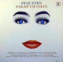 Star Eyes (Sarah Vaughan album - cover art).jpg