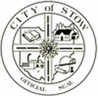 Stow, Ohio - Image: Stow official seal (low res)