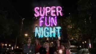 <i>Super Fun Night</i> American sitcom