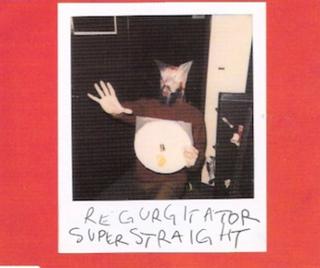 Super Straight 2001 single by Regurgitator