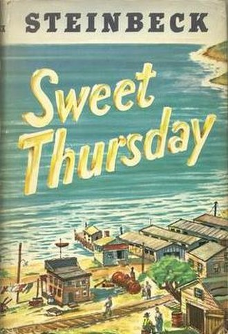 Sweet Thursday - First edition