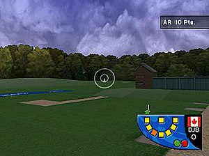 Sydney 2000 (video game) - Sydney 2000 - Skeet Shooting