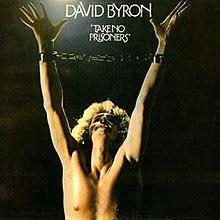 Take No Prisoners David Byron Album Wikipedia