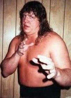 Terry Gordy American professional wrestler