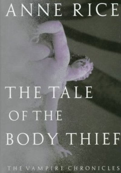 Picture of a book: The Tale Of The Body Thief