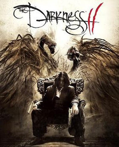 Picture of a game: The Darkness II