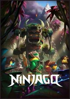 <i>The Island</i> (Ninjago season) Danish-Canadian animated television special