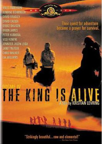 The King Is Alive - Image: The King Is Alive Video Cover