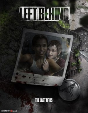 The Last of Us: Left Behind - Image: The Last of Us Left Behind cover