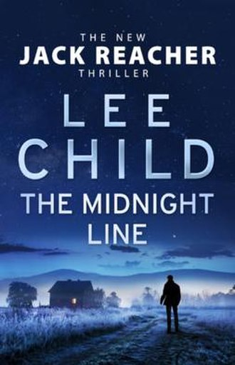 The Midnight Line - Image: The Midnight Line book cover
