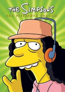 <i>The Simpsons</i> (season 15) season of television series