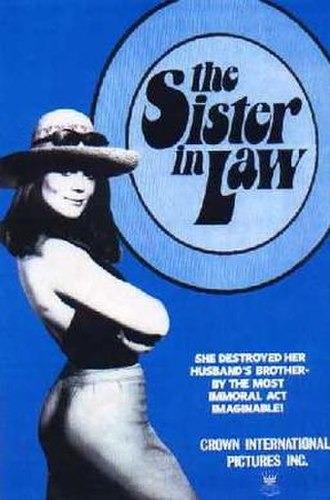 The Sister-in-Law - Theatrical poster to The Sister-in-Law