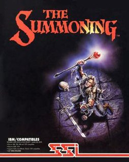 <i>The Summoning</i> (video game) 1992 video game