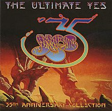 The Ultimate Yes: 35th Anniversary Collection - Wikipedia