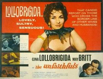 The Unfaithfuls - Film poster