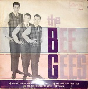 The Bee Gees (EP) - Image: Thebeegeesep