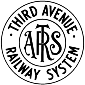 Third Avenue Railway - Image: Third Avenue Railway System Logo