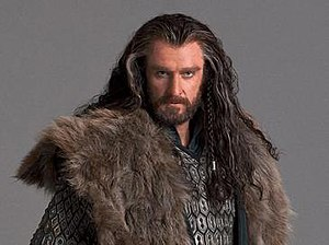 Thorin Oakenshield - Richard Armitage as Thorin Oakenshield in The Hobbit